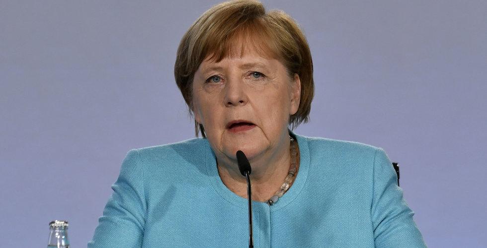Tyskland aviserar rekordstort stimulanspaket på 130 miljarder euro