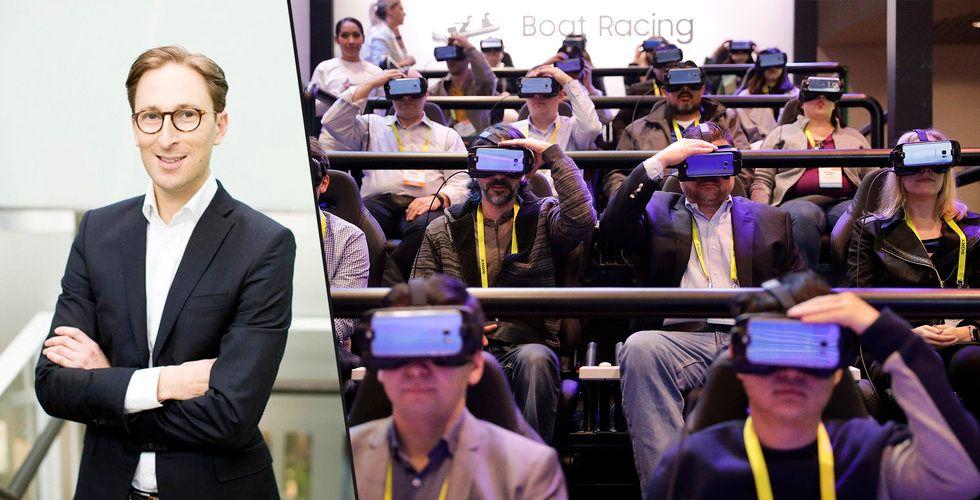 Breakit - Svenska Fastout lanserar VR-produkt för massmarknaden