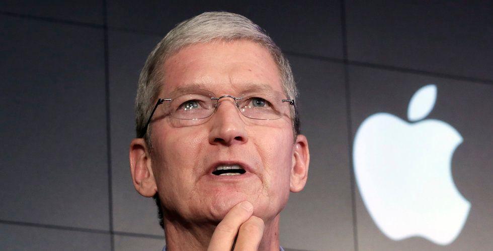 Apple intresserade av sensorer till självkörande bilar