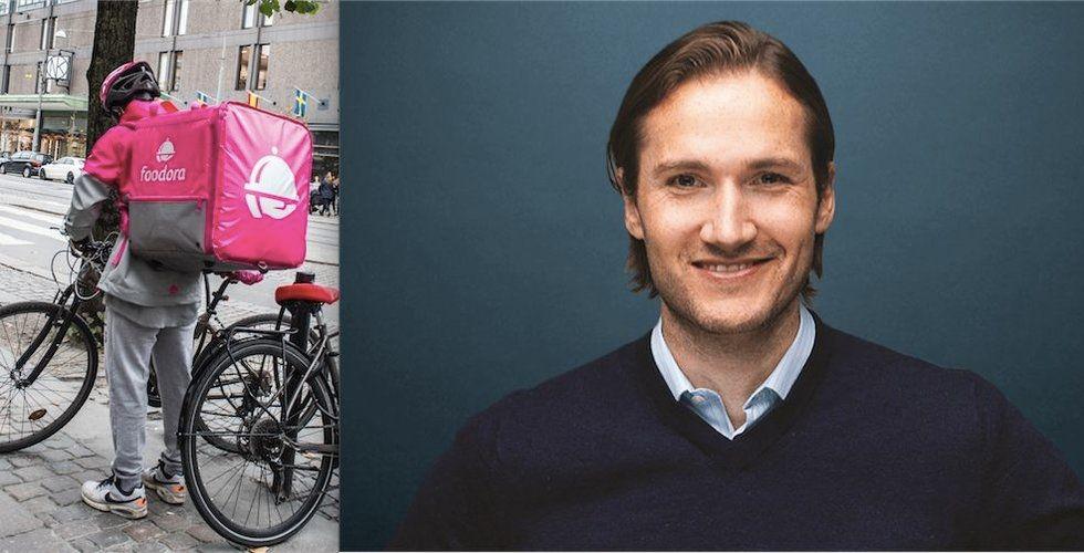 """Svenske hämtmatskungen om cykelbudens låga löner: """"Borde regleras"""""""