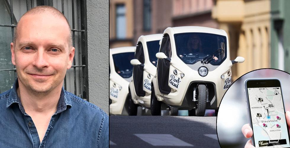 Glöm Uber – nu vill Bzzt frälsa stockholmarna med sina el-tuktuks