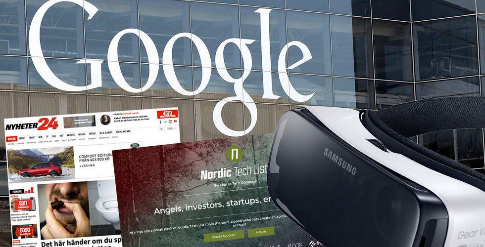 Hela listan: Här är medierna som får digitala miljoner från Google