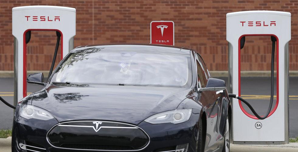 Breakit - Tesla etablerar sig i Grekland – laddar för nytt  forskningscentrum
