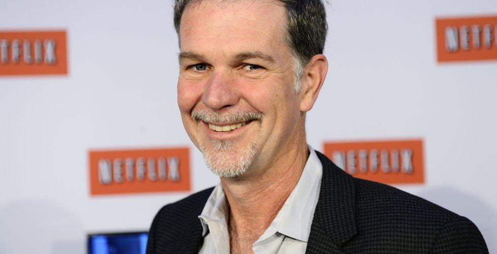 Breakit - Netflix vd höjde sin lön kraftigt – drog in 205 miljoner i fjol