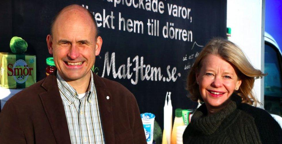 Efter kritik och intern granskning – Mathem tar kylbilar ur bruk