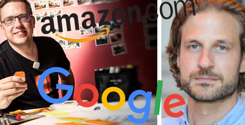 Breakit - Google och Amazon ville köpa – sen gick deras startup i konkurs