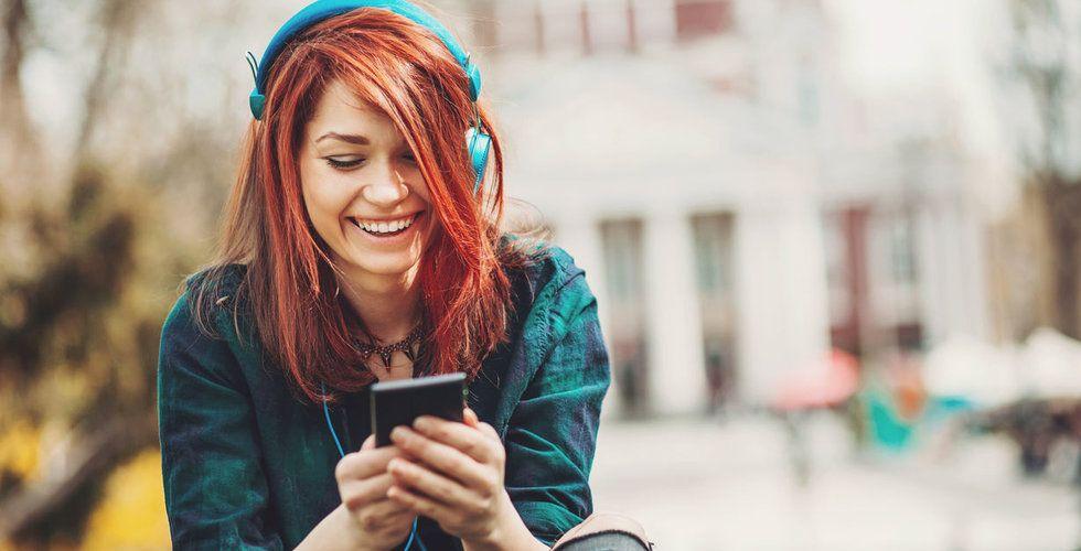 Breakit - Spotify växer snabbt i USA – till skillnad från Youtube
