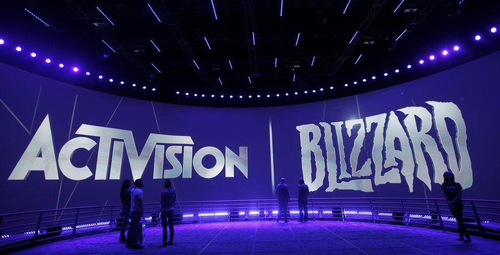 Activision Blizzard förbereder stora nedskärningar