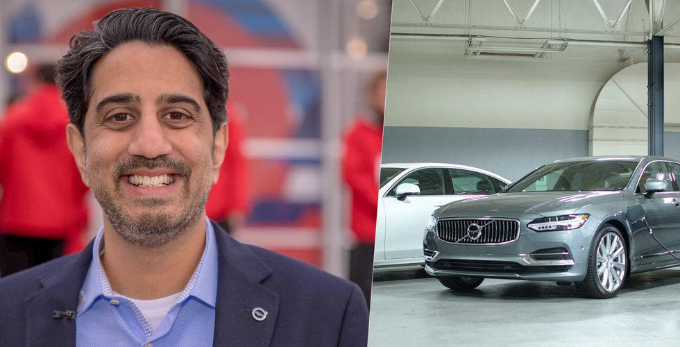 Volvo Cars investeringsfond satsar på elbilsladdningsföretaget Freewire