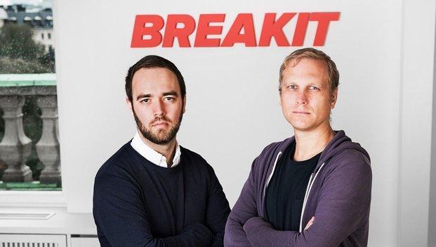 Breakit - Och därför gör vi på Breakit det också.